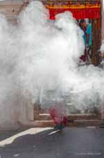 Incense Walker, Door, Boudhanath Nepal